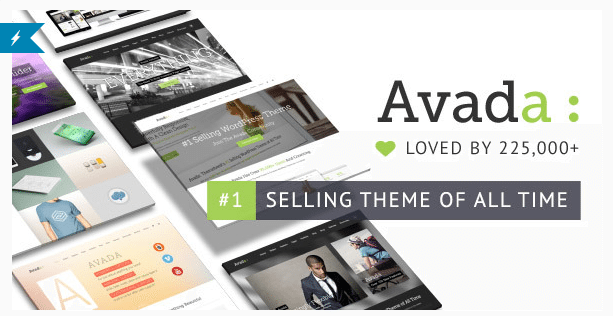 avada fastest loading wordpress themes