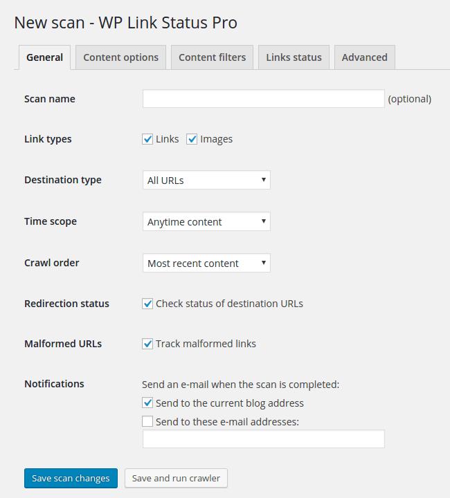 must have wordpress plugins link status