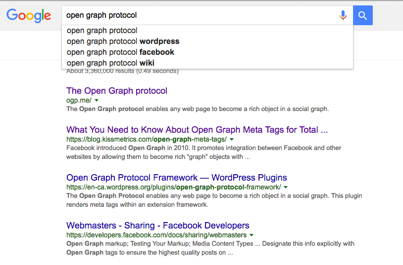 serps-with-meta-tags-example