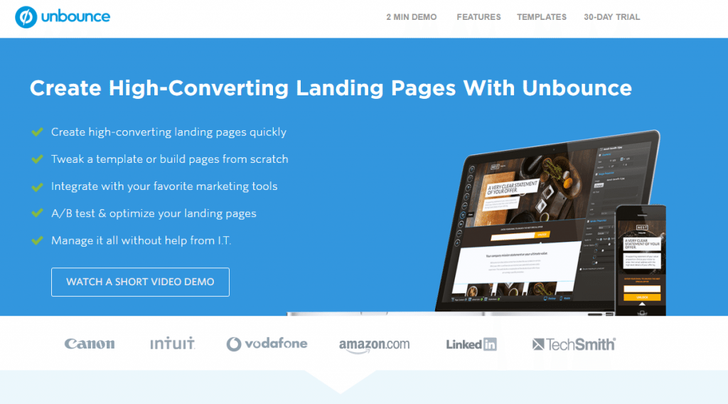 Landing Page Best Practices - A High-Converting Anatomy