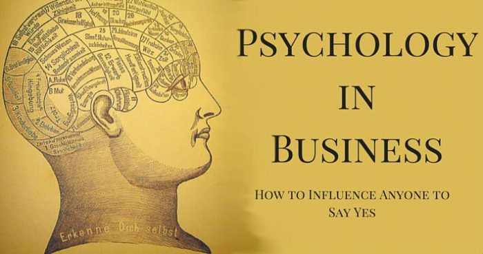 Use of Psychology in Business feature image
