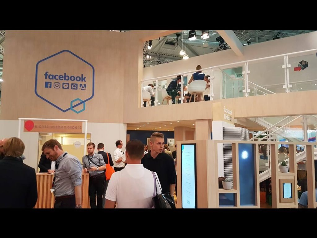 dmexco facebook booth