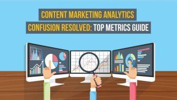 content marketing analytics feature
