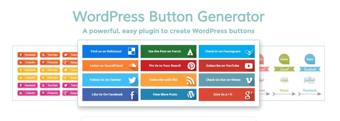 maxbuttons, wordpress button generator